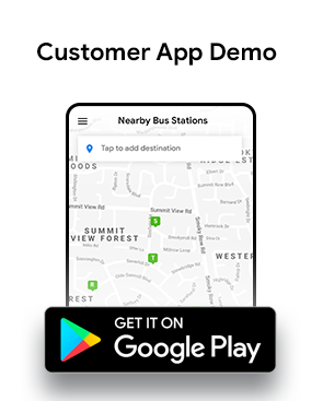 City Bus Tracking Android App Template & iOS App Template   2 Apps Driver + Passenger   IONIC 5 - 6