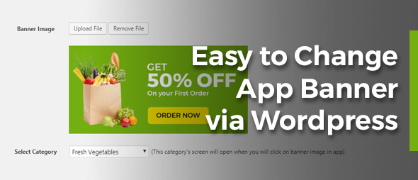 Grocery Android App with Woocommerce Backend + Grocery iOS App |  Full Application | Grocer - 2