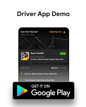 Cab Booking Android + iOS App Template |2 Apps| Rider App + Driver App |Taxi App| IONIC3 |YellowCabs - 3